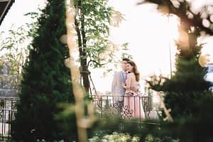 Engagement, Basilica Phothalai, Phothalai Leisure Park, Portrait