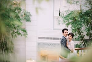 Engagement, Mandarin Oriental, Thai wedding, Wedding, Portrait