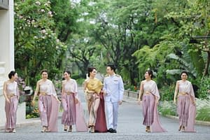 Ladawan Wedding Planner at Intercontinental Bangkok