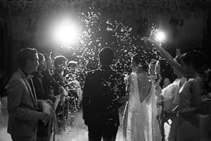 Wedding Reception at Okura Prestige Bangkok