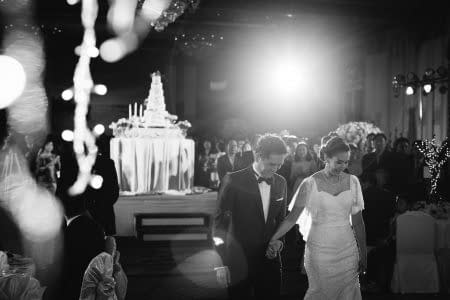 Wedding Reception at Mandarin Oriental Bangkok