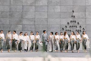 Wedding at The Sukhothai Bangkok