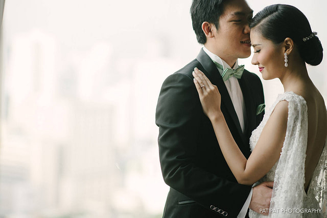 Wedding Reception at Okura Prestige Bangkok
