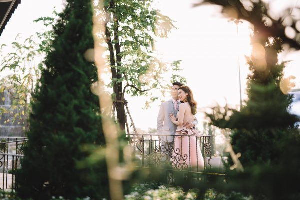 Engagement, Basilica Phothalai, Phothalai Leisure Park, Portrait